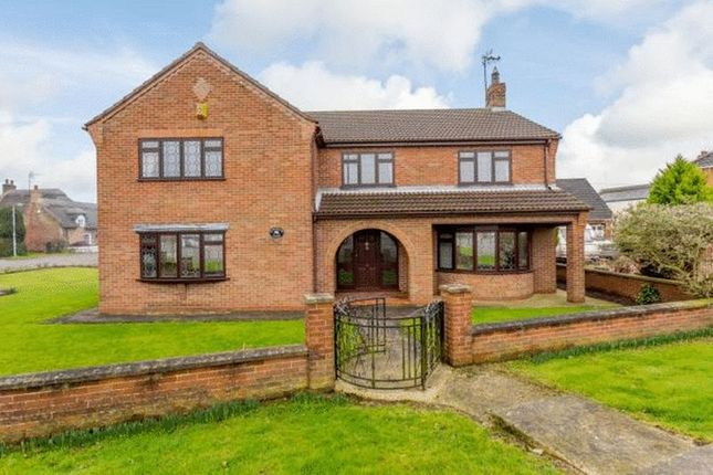 Thumbnail Detached house for sale in St. Pauls Road North, Walton Highway, Wisbech