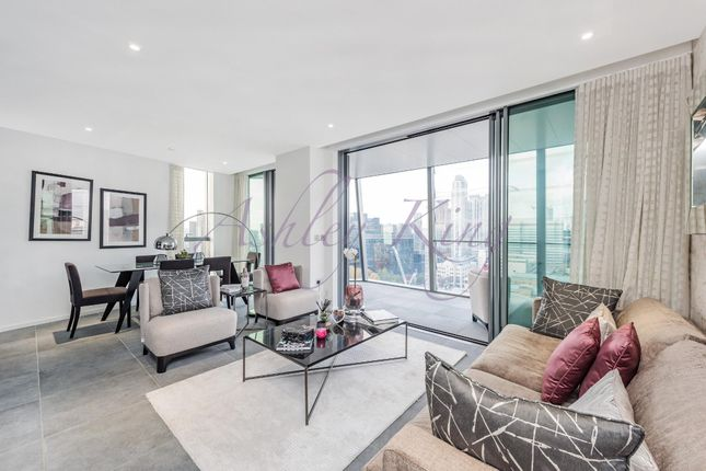 Thumbnail Flat to rent in Dollar Bay Place, London