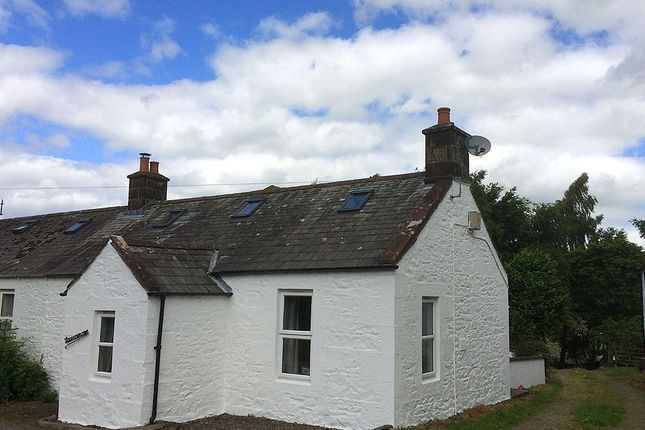 Thumbnail Semi-detached house for sale in Laurieknowe, Moniaive