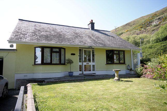 Thumbnail Detached bungalow for sale in Rhos Dyfi, Aberdovey