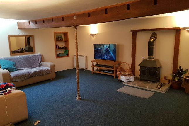 Thumbnail Cottage to rent in Meare Green, Taunton