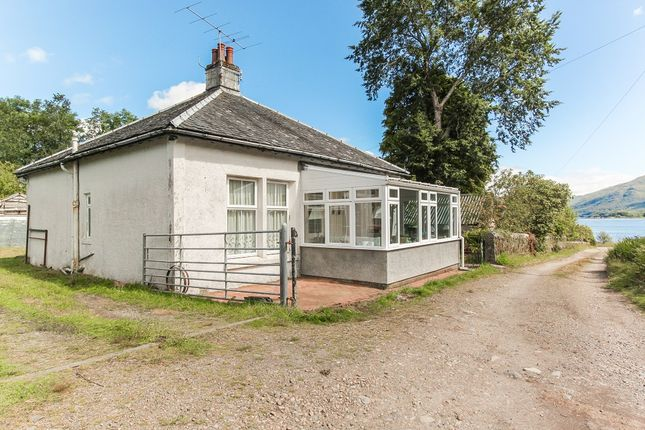 Thumbnail Detached bungalow for sale in Airds Bay, Taynuilt
