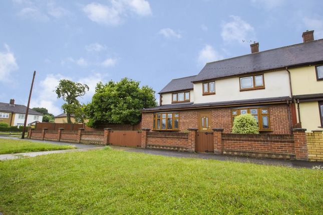 Thumbnail Semi-detached house for sale in Enborne Green, South Ockendon