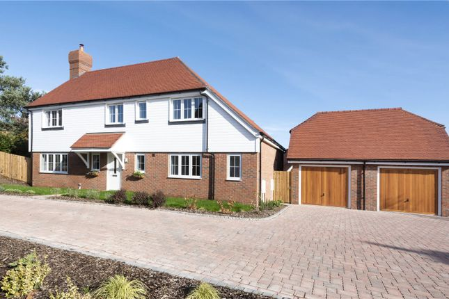 Thumbnail Detached house for sale in Waters Reach, Wadhurst, East Sussex