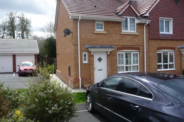 Thumbnail Semi-detached house to rent in Jackson Avenue, Nantwich