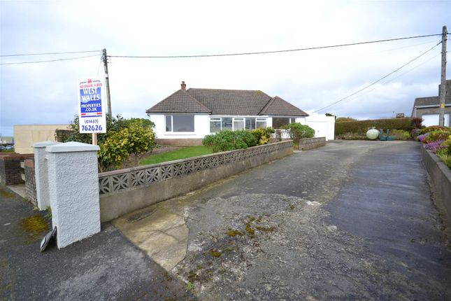 Thumbnail Detached bungalow for sale in Roch, Haverfordwest