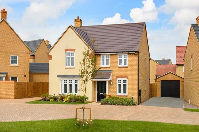 "4 bed detached house for sale in ""Holden"" at Southern Cross, Wixams, Bedford MK42"