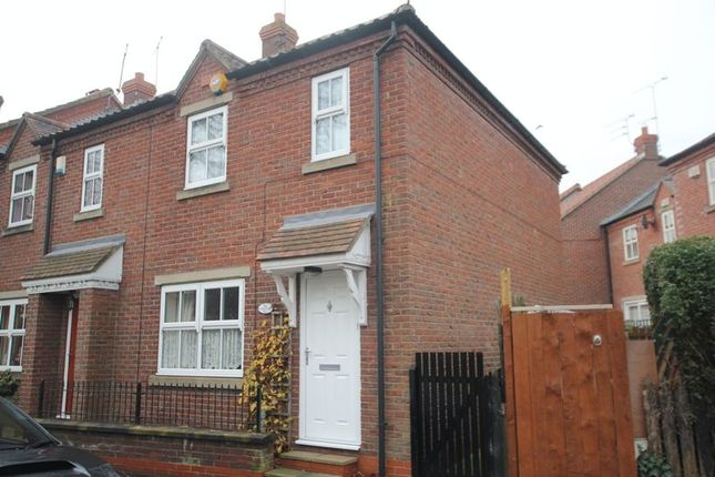 Thumbnail Terraced house to rent in West Green, Cottingham