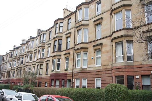 Thumbnail Flat to rent in Lawrence Street, Glasgow