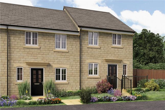 "Thumbnail Mews house for sale in ""Hawthorne"" at Apperley Road, Apperley Bridge, Bradford"