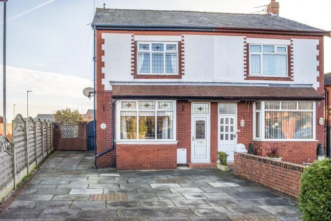 Thumbnail Semi-detached house for sale in Chapel Lane, Banks, Southport, Lancashire