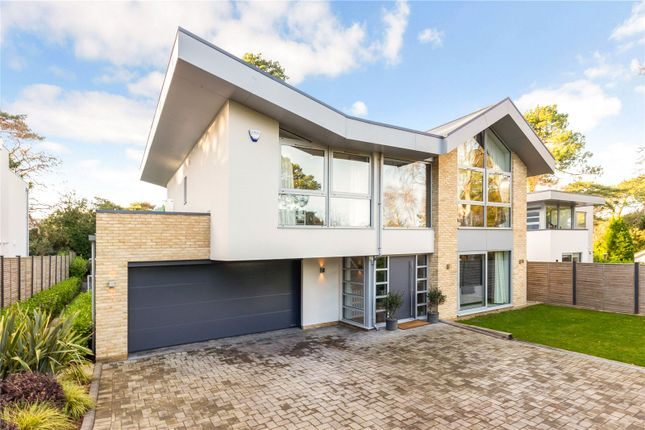 Thumbnail Detached house for sale in Martello Road South, Canford Cliffs, Poole, Dorset