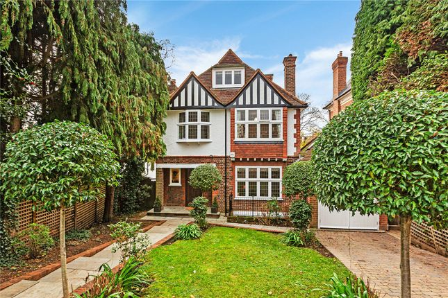 Thumbnail Detached house for sale in Arterberry Road, Wimbledon, London