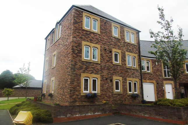 Thumbnail Flat to rent in Mansion Heights, Gateshead