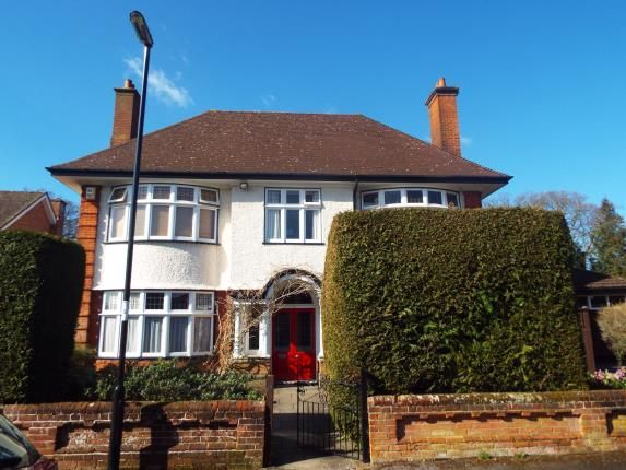 Thumbnail Detached house for sale in Westbourne Crescent, Southampton