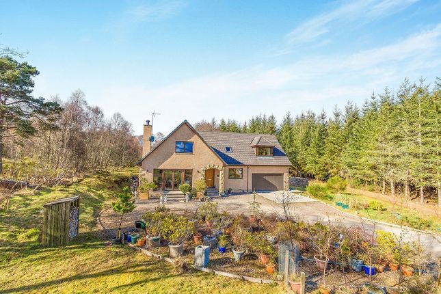 Thumbnail Detached house for sale in Wise Owl, Craigellachie, Aberlour