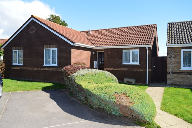 Thumbnail Semi-detached bungalow for sale in Kelston Gardens, Weston-Super-Mare