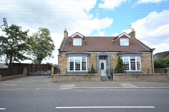 Thumbnail Detached house for sale in Darlington Road, West Auckland, Bishop Auckland