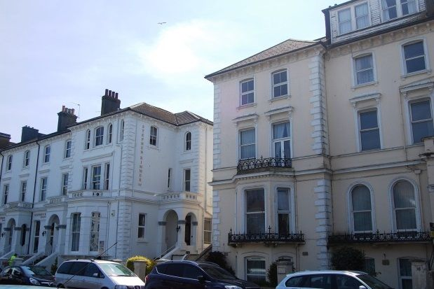 Thumbnail Flat to rent in Hyde Gardens, Eastbourne