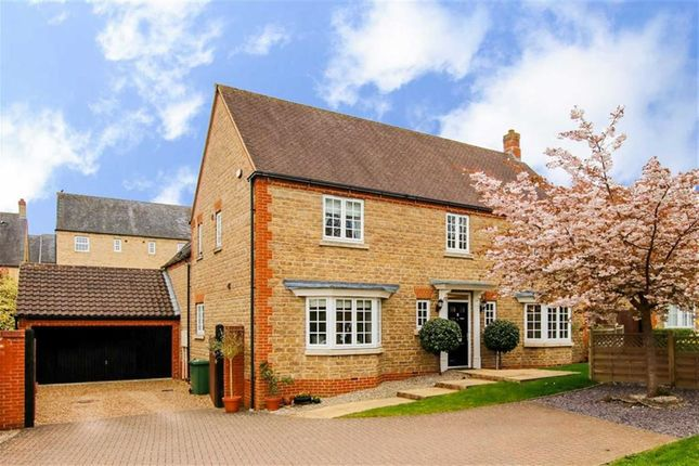 Thumbnail Property for sale in Sheridan Grove, Oxley Park, Milton Keynes