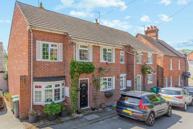 Thumbnail Semi-detached house for sale in Oxford Street, Eddington, Hungerford