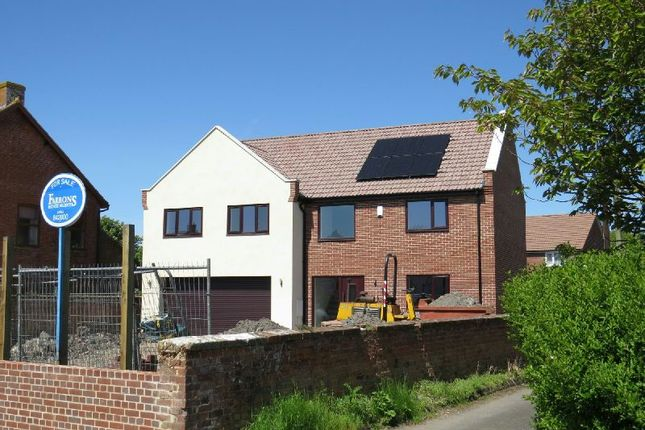 Thumbnail Detached house for sale in Chapel Road, Rooksbridge, Axbridge