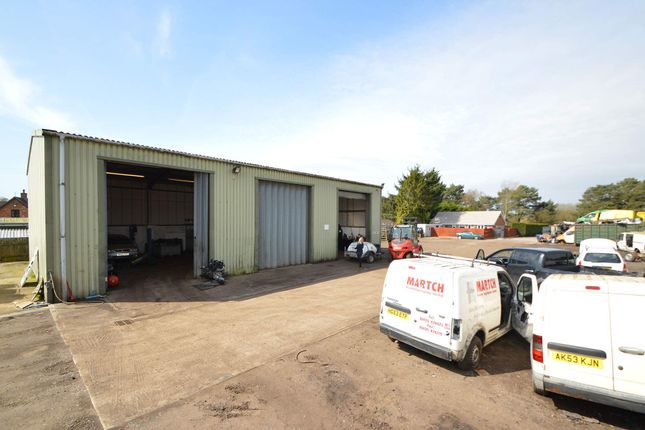 Thumbnail Warehouse to let in Avon Forest Commercial, Ferndown