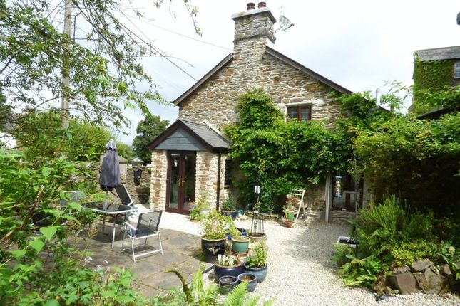 Thumbnail Cottage for sale in Chillaton, Lifton