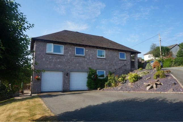 Thumbnail Detached house for sale in Malthouse Close, Trefonen, Oswestry