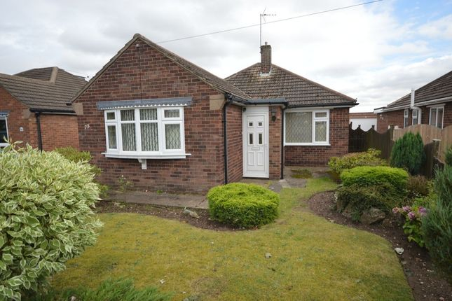 Thumbnail Bungalow to rent in Grange Crescent, Lincoln