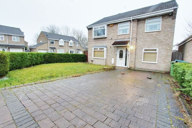 Thumbnail Detached house for sale in Bedale Hunt, Newton Aycliffe