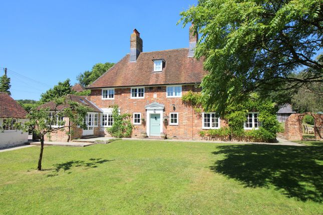 Thumbnail Detached house to rent in Bowers Green Lane, Ropley, Alresford