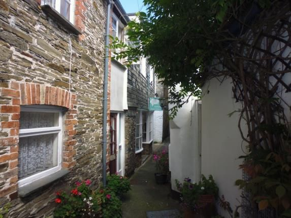 Thumbnail Terraced house for sale in Parnell Court, Padstow