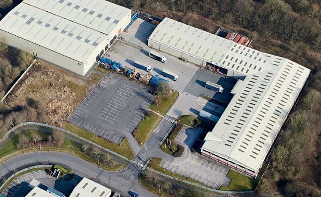 Photo of Spectrum 23 Business Park, Junction Lane, Newton-Le-Willows, Merseyside WA12
