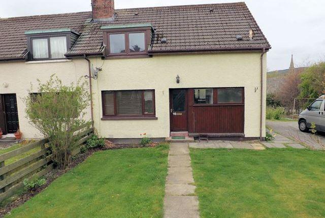 Thumbnail Semi-detached house for sale in Swordale Crescent, Bonar Bridge