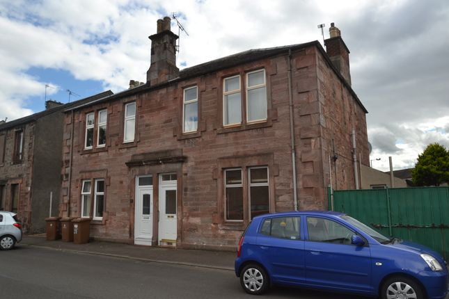 Thumbnail Flat to rent in Hill Street, Alloa, Clackmannanshire