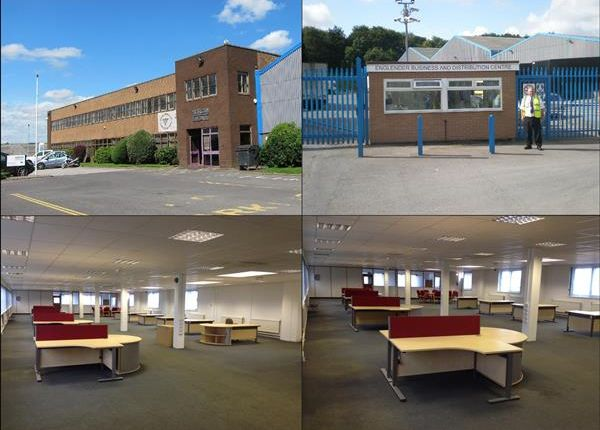 Office to let in Suite 4A, Englender Business & Distribution Centre, Alfreton