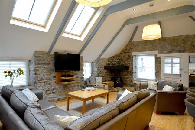 Thumbnail Semi-detached house for sale in St. Peters Street, St. Ives