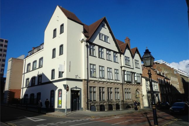 Thumbnail Flat to rent in West Wing, Castle Gate, Nottingham