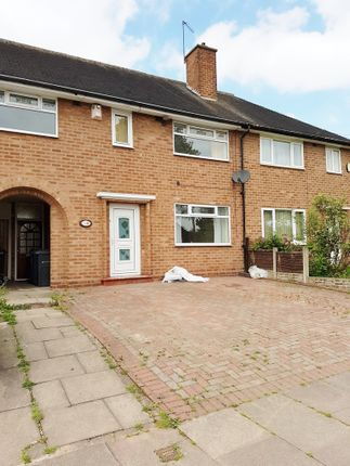 Thumbnail Terraced house to rent in Timberley Lane, Shard End, Birmingham