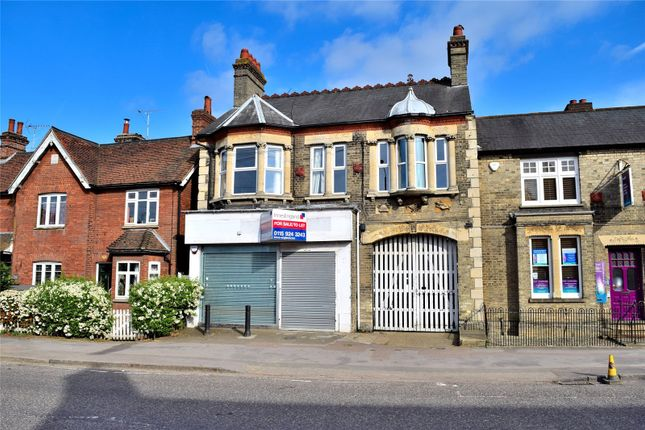 Thumbnail Flat for sale in Cambridge Road, Stansted
