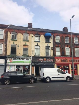Thumbnail Commercial property for sale in Mill Street, Toxteth, Liverpool