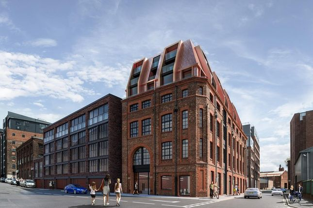 Thumbnail Land for sale in 35 Bridgewater Street, Baltic Triangle, Liverpool, Merseyside