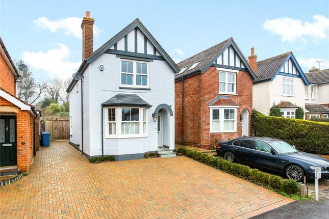 Detached house for sale in Clarence Road, Fleet, Hampshire