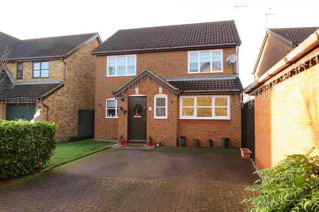 Thumbnail Detached house for sale in Stablegate Way, Market Harborough