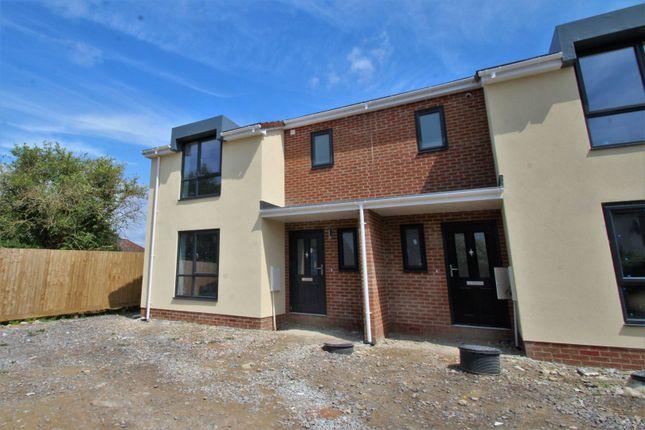 Thumbnail Semi-detached house for sale in 121A Gordon Road, Bristol