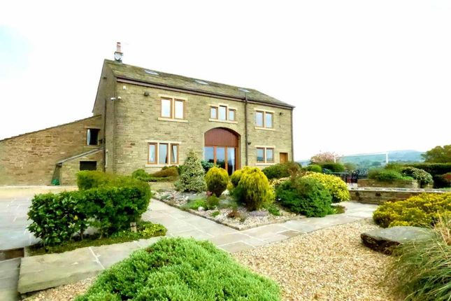 Thumbnail Detached house for sale in Lower Park Barn, Off Holcombe Road, Rossendale
