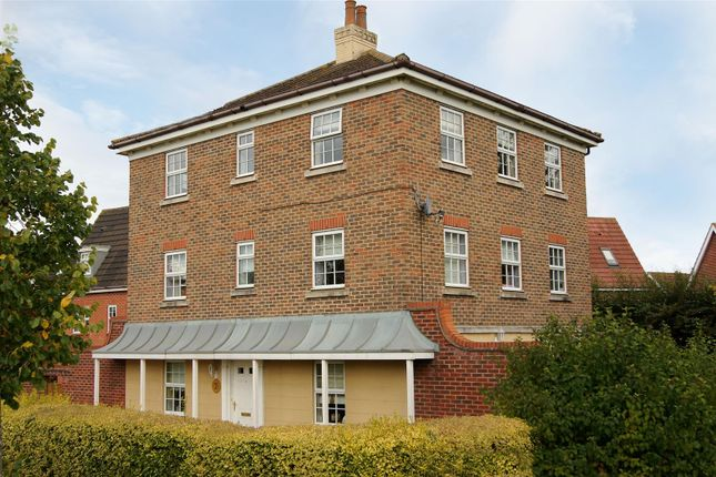 Thumbnail Detached house for sale in Kingfisher Road, Bury St. Edmunds