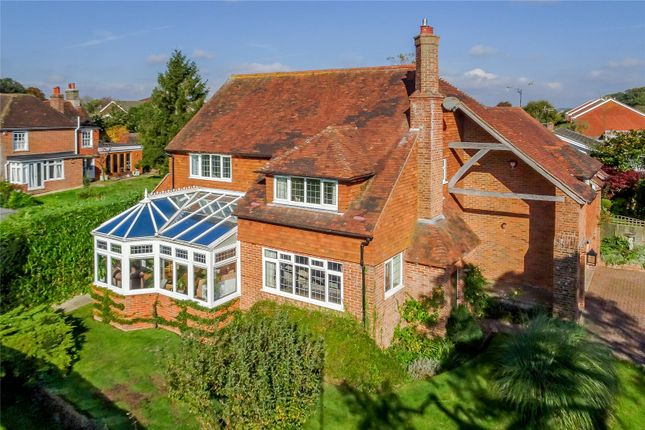 Thumbnail Detached house for sale in Henfield Common North, Henfield, West Sussex