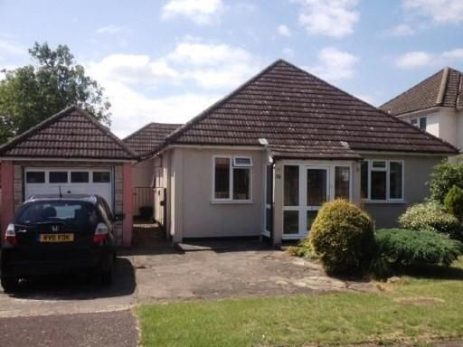 Thumbnail Bungalow for sale in The Mount, Romford